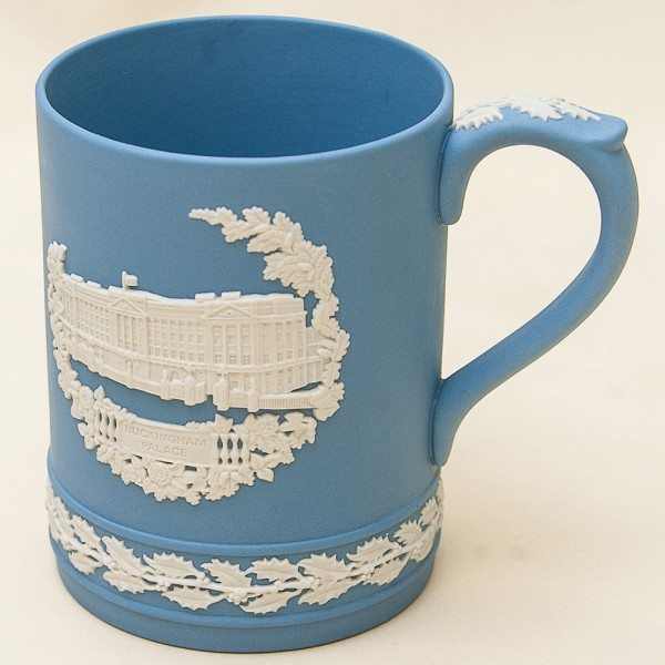 Коллекционная Чайная Кружка «Букингем» фарфор ВЕДЖВУД, WEDGWOOD, Англия -1979 год.