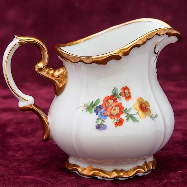 Кувшинчик - Молочник - Сливочник «MARIA - THERESIA», фарфор Edelstein, Англия -50гг.