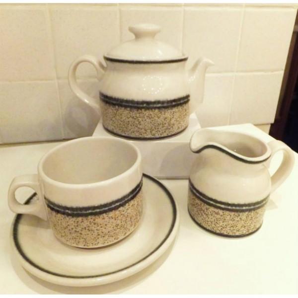 Классический чайный набор Steelite (Англия)