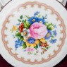 Коллекционная Шкатулка - Бонбоньерка «Цветущий Сад» Фарфор  ROYAL ALBERT Англия.