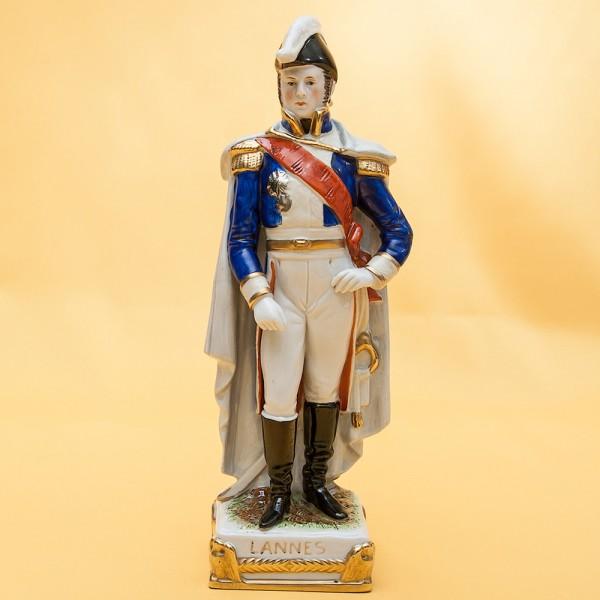 Статуэтка «LANNES» серия «Маршалы Армии Наполеона» Фарфор Scheibe - Alsbach.