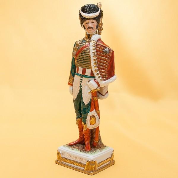 Статуэтка «De Beanharnais» серия «Маршалы Армии Наполеона» Фарфор Scheibe - Alsbach.