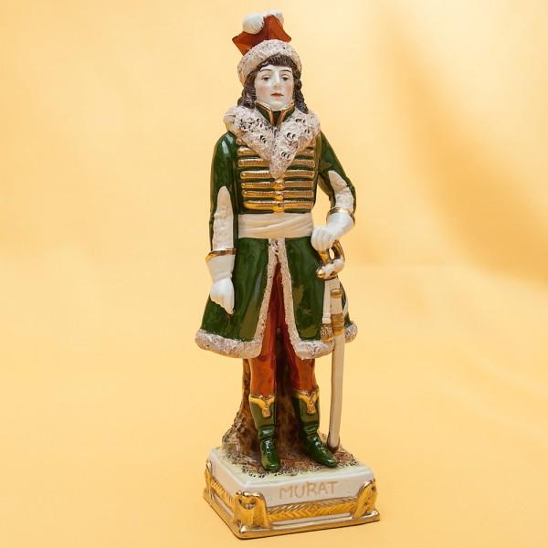 Статуэтка «MURAT» серия «Маршалы Армии Наполеона» Фарфор Scheibe - Alsbach.