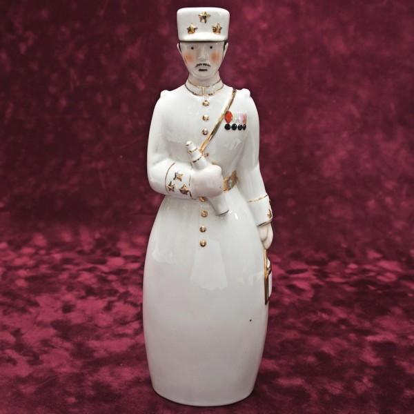 "Штоф-Графин-Бутылка- Флакон для ликёра ""Mon Général"" AРТ ДЕКО ROBJ ФРАНЦИЯ 1928г."