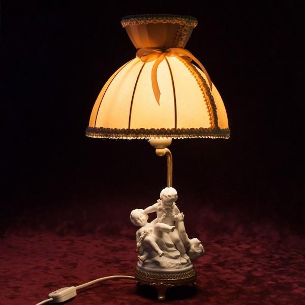Настольная Электрическая Лампа - Светильник «ПУТТИ» Unterweissbach Германия -1958-1976 годы.