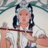 Коллекционная Тарелка «Дети Мира» - «Филиппины» Фарфор Heinrich Villeriy&Boch - 1977 год.