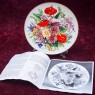 Коллекционная Тарелка «GRANDE FINALE'94» Фарфор, Хучеройтер - Hutschenreuther, Германия.