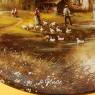 Коллекционная Тарелка «У ручья» Фарфор, Vohenstrauss Германия -1990 год.