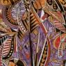 Коллекционная Чайная пара+Тарелка (Тройка) Фарфор Ручная роспись, Таллин СССР-1978 год.