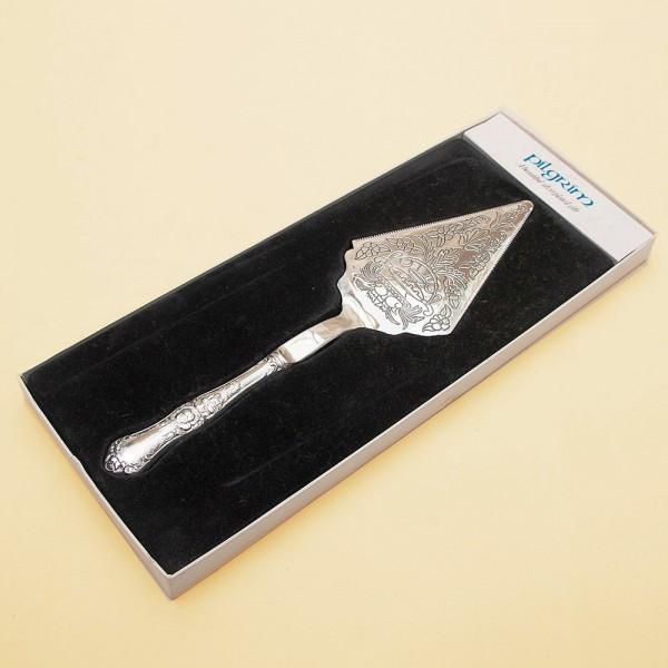 Винтажная Лопатка для подачи FALSTAFF Англия Silverplate 70 -е годы ХХ века.