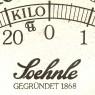 Винтажные Кухонные Механические одно чашечные Весы Повышенной точности GEGRUNDET Германия.