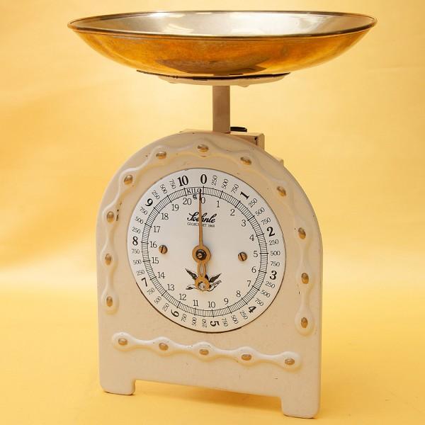 Кухонные Механические одно чашечные Весы Повышенной точности GEGRUNDET Германия.