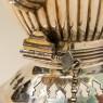 Бульотка - Чайник - Запарник, SHEFFIELD Англия Silverplate, начало ХХ века.