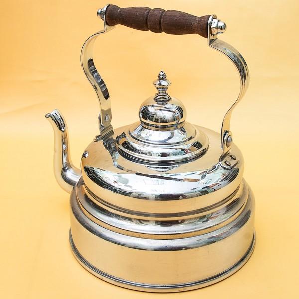 Винтажный Медно - Никелевый Чайник на 2,5 литра. PLANBODEN Германия 70-е годы ХХ века!