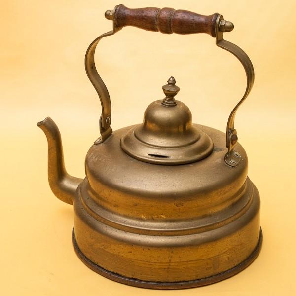 Винтажный Медный Чайник на 2,5 литра. PLANBODEN Германия 70-е годы ХХ века!