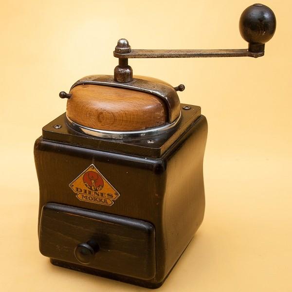 Коллекционная Ручная Механическая Кофемолка «DIENES» PeDe, Голландия середина ХХвека.