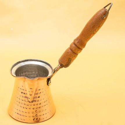 Классическая Арабская Джезва - Турка для кофе на 250 мл. - Медь - середина ХХ века.