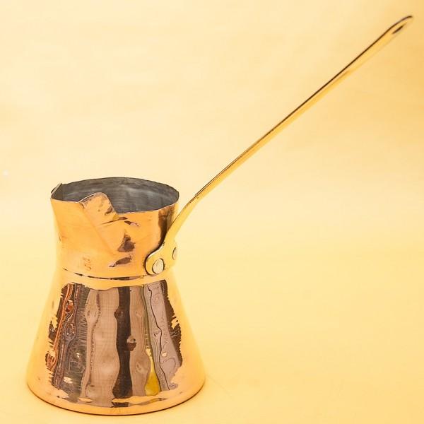 Винтажная Медная Турка - Джезва для варки кофе на 400 мл. Греция ХХ век.