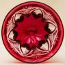 Набор Бокалов для Вина «GRATESCO», Цветной Хрусталь, WMF Cristal Cabinet Германия, 70 -гг.