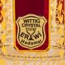 Набор для виски Графин и 6-ть Стаканов «Рубиновый Хрусталь» , ERNST WITTIG, Германия середина ХХ века.