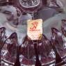 Джемница «Хрустальное Яблочко» -  Соусница - Баночка с крышкой, NACHTMANN Германия.