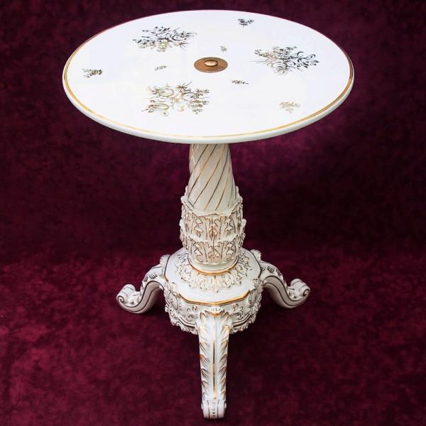 РЕДКОСТЬ!!! Фарфоровый Кофейный Столик SANDIZELL, Германия 1951-1960 годы ХХ века.
