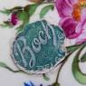 Декоративная Фигурная Ваза - Кувшин «Цветочная Симфония»  Фаянс Бельгия 50-е годы ХХ века.