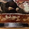 Винтажный Кувшин в технике Мориаж Фарфор Япония, Сацума SATSUMA - 50 -е годы ХХ века.