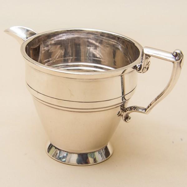 Классический Металлический Кувшин - Молочник - Соусник. Silverplate, Англия 60-е годы ХХ века.