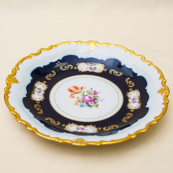 Коллекционное Сервировочное Блюдо - Тарелка  Фарфор REICHENBACH Porcelain Германия.