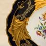 Коллекционное Сервировочное Блюдо - Тарелка из серии «JUTTA» Фарфор WEIMAR Германия