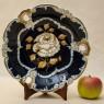 Коллекционное Сервировочное Блюдо «Золотая Роза» WALLENDORF, Германия -1963 год.