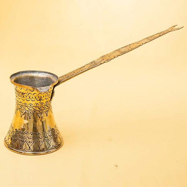 Классическая Арабская  Джезва - Турка для кофе на 100 мл. 50-е годы ХХ века.