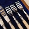 Винтажный Набор Столовых Приборов для сервировки Вашего стола, Silverplate, Англия начало ХХ века.