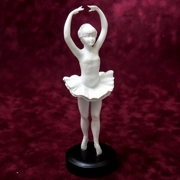 Коллекционная Фарфоровая Статуэтка «Танец - Маленькая балерина», Kaiser, Германия -1979 год.