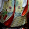 Большая Статуэтка с функцией Аромалампы «Китайский Мудрец с Лоба» Фарфор Н - 36 см.