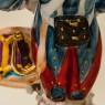 Статуэтка «Солдат Барабанщик» из серии «Армия Наполеона» Фарфор Porcelain De LUXE Франция 60гг.