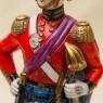 Редкая!!! Фарфоровая Cтатуэтка из серии «Солдаты Британской Армии» Германия 1961-1972 годы.