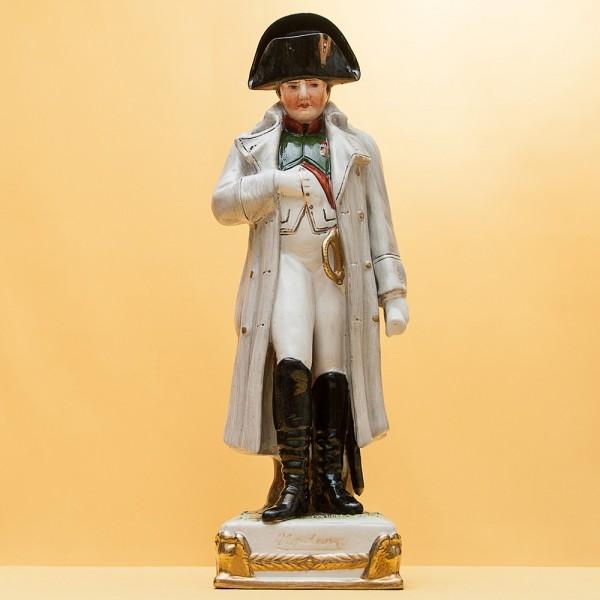 Статуэтка «Napoléon-I Bonoparte» серия «Маршалы Армии Наполеона» Фарфор Scheibe - Alsbach.