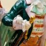Редкая!!! Коллекционная Фарфоровая Cтатуэтка «Летняя Прогулка» Shhebe - Alsbach Германия.