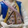 Парные Фарфоровые статуэтки «ПАСТУХ И ПАСТУШКА» Н-20см. SITZENDORF  Германия - 50гг..