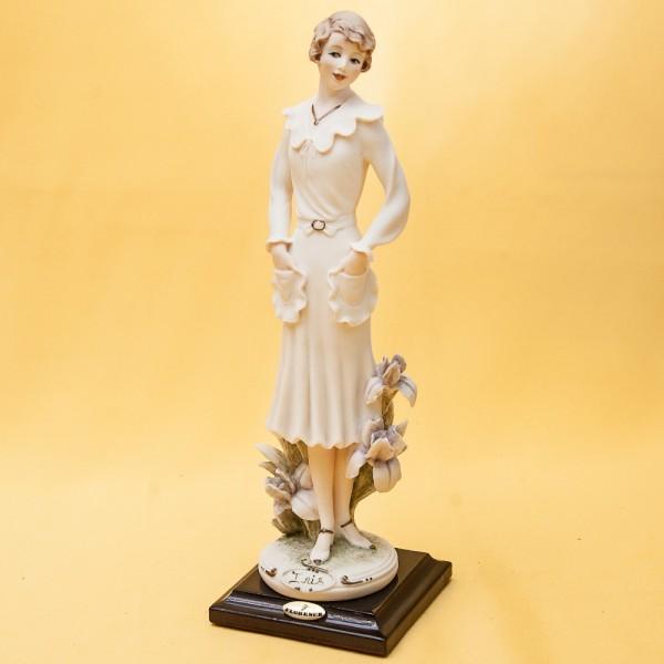 Коллекционная Статуэтка «Девушка - IRIS» Giuseppe ARMANI, Италия -1995 год.