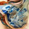 Коллекционная Фарфоровая статуэтка «ИМПЕРАТРИЦА СНЕГОВ» - Н-29 см., The FRANKLIN MINT, США.
