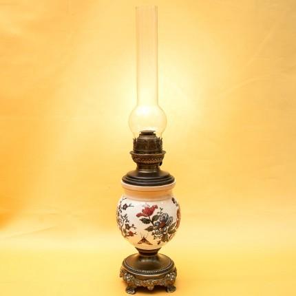 Винтажная Керосиновая Лампа с Механизмом Hersteller Berlin, Германия 1926 - 1935 год.