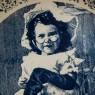 Декоративная Фарфоровая Тарелка - Блюдо «Маленькая Помощница» Голландия DELFTs . d -33 см.
