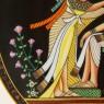Коллекционная Тарелка - Блюдо «Украшения для Короля» Фарфор, Osiris Porcelain -1991 год.