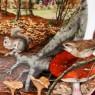 Коллекционная Тарелка «Октябрь» Фарфор, ROYAL WORCHESTER, Англия -1979 год.