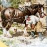 Коллекционная Тарелка «Подковка лошади» Фарфор, WEDGWOOD, Англия -1989 год.