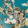 Коллекционная Тарелка «Белоснежка и Семь Гномов» Фарфор, Villeroy&Boch Германия -1980 год.