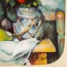 Коллекционная Тарелка «Натюрморт с Цветами» серия «Натюрморты Поля Сезана» Германия -1994г.